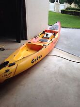 Kayak Cobra Marauder Wamberal Gosford Area Preview