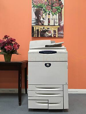 Xerox Docucolor 252 Production Printer Copier Scan Network Color 65ppm Laser 260