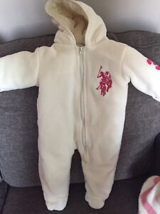 Polo Baby snowsuit