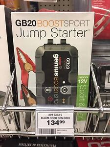 Noco  Genius Gb30 battey booster and charger