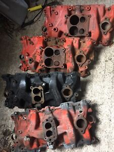 SB Chevrolet small block 350-283-327