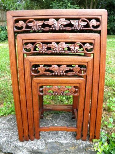 Chinese Nesting Tables