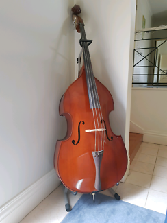 Double Bass Pick Up Only