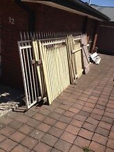Picket Fence and sliding gate without motor Hampton Park Casey Area Preview