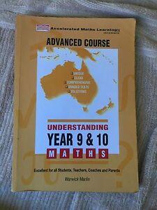 Understanding Year 9-10 Maths Parramatta Parramatta Area Preview