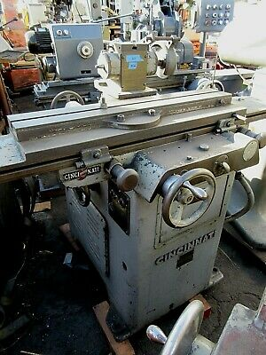 Cincinnati No.2 Tool Cutter Grinder1d2t1y-780comes From A Work.shop4serious