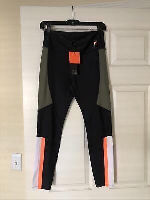 NEW P.E Nation Demitrias Black/ Khaki Legging Sz Med $149.00