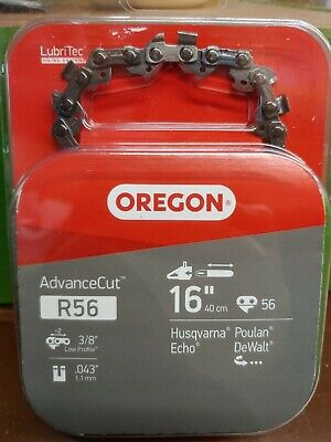 """Oregon R56 Cutting Systems Replacement Chain Saw Chain 16"""""""
