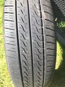 215/65R16 all season tires, 350$ for 4 tires