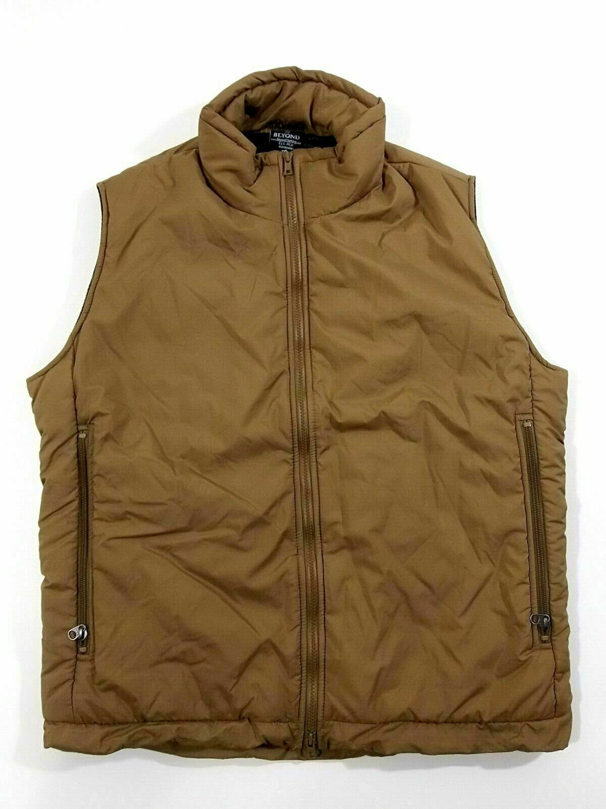 pcu level 7 pl5 vest coyote brown