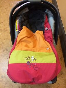 Bunting Bag Car Seat Cover