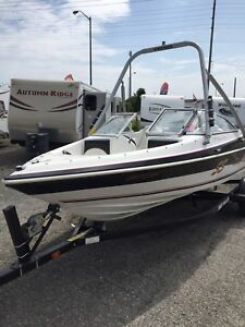 2009 CUTTER 189 WITH 4.3 MERCURY V-6 200 HP