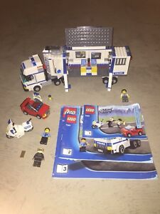 Lego mobile police set, complete (moving sale!!!)