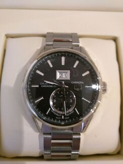 BRAND NEW! Tag Heuer Carrera Calibre 8 GMT Randwick Eastern Suburbs Preview