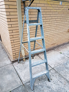 6 foot ladder Holden Hill Tea Tree Gully Area Preview