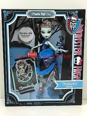 Monster High Doll Scary Tales Frankie Stein Threadarella New in Box Retired