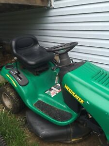 Weedeater Ride on Lawn Mower