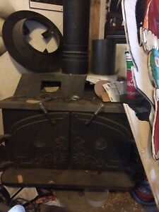 Acorn wood stove NOT CERTIFIED