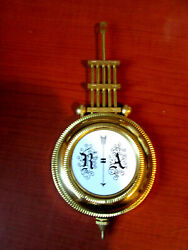 New Old Stock R-A Style Wall Clock Pendulum 7  (690F)