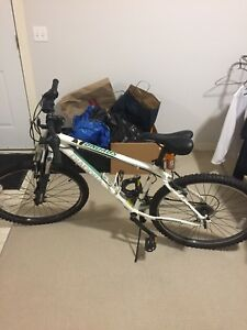 Selling Diadora bike for $150 with accessories