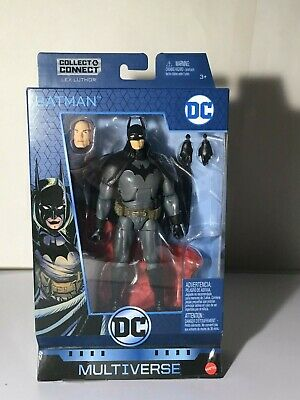DC Multiverse Rebirth Batman action figure , Lex Luthor Series GAS LIGHT BATMAN