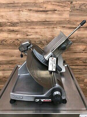 Hobart 2612 Heavy Duty Manual Commercial Deli Slicer Stainless Steel 120 V