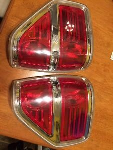 2009-2014 Ford F-150 Tail Lights
