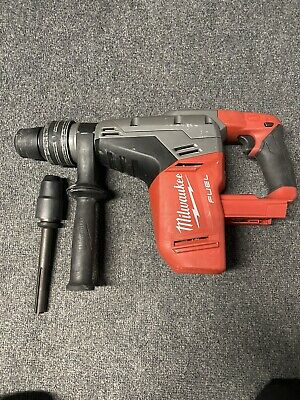 Milwaukee 2717-20 M18 Fuel 18-v Brushless Cordless 1-916 Sds-max Rotary Hammer