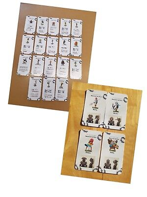 Custom Made High Quality Complete Zelda Nfc Tag 22 Pc Card Set Now W  Champions