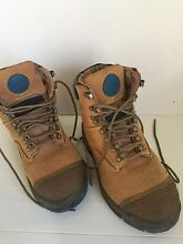 CTS Deep Comfort Work, Hiking Boots Steel Cap - Mens Size 6 (ladies 8) Morningside Brisbane South East Preview