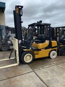 Yale 3000kg LPG Forklift Larapinta Brisbane South West Preview