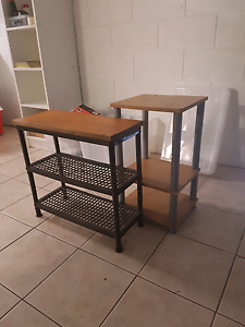 Small shelf and table Hermit Park Townsville City Preview