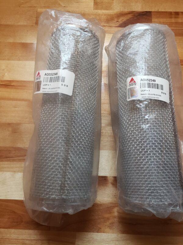 Agco Ag052349 Stainless Steel Strainer (80 Mesh Screen)