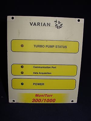 Varian Monitorr Model 9699251 Controller