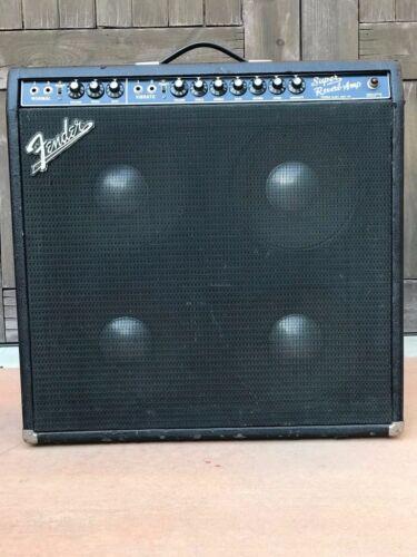 Fender 1964 Blackface Super Reverb guitar Tube Amplifier