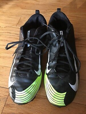 NIKE BSBL VAPOR MENS BASEBALL CLEATS SIZE 12 PREOWNED VERY GOOD CONDITION  SHOES 6ea0d83a0f2