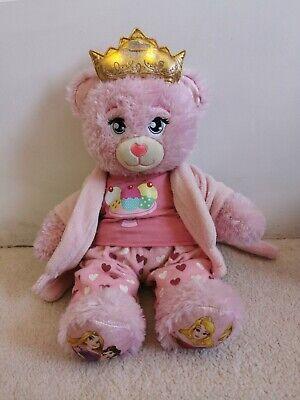 Pink Disney Princess Build A Bear