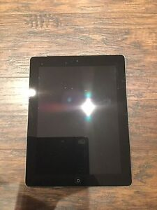 iPad 3 64 GB Black - supports wifi and 3G good condition