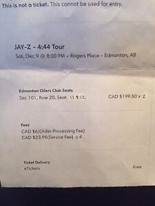 2 jay z tickets