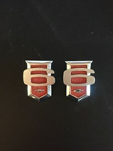 Chevy 6 cyl Badges