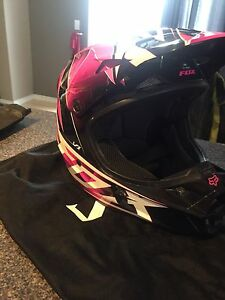 Ladies Fox helmet