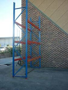 Brand New Pallet Racking  2xH4.2M Upright Frame+6x L2.6M Beam Lawnton Pine Rivers Area Preview