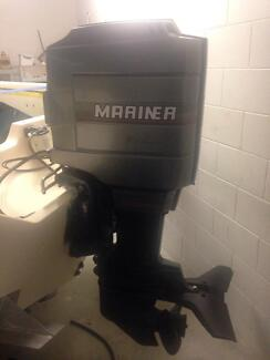 89 mariner 100hp outboard Redlynch Cairns City Preview