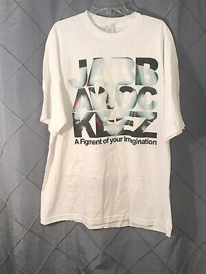 Jabbawockeez A Figment of your imagination T-Shirt 2X, used for sale  Shipping to Canada