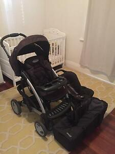 Graco pram travel system, excellent condition Guildford Swan Area Preview