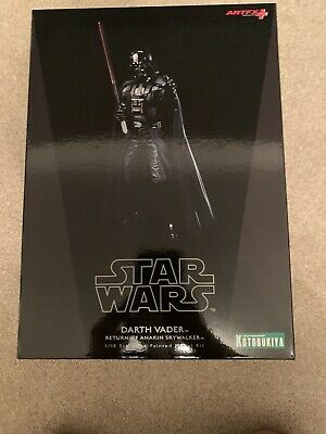 KOTOBUKIYA /ARTFX STAR WARS DARTH VADER A NEW HOPE Version STATUE FIGURE SW110