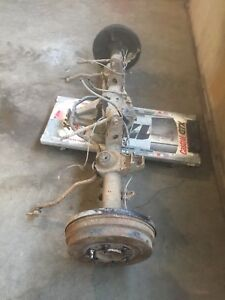 2001 Toyota 4Runner rear end differential