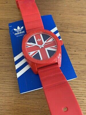Unisex Adidas Originals Trefoil Union Jack Watch ADH9034