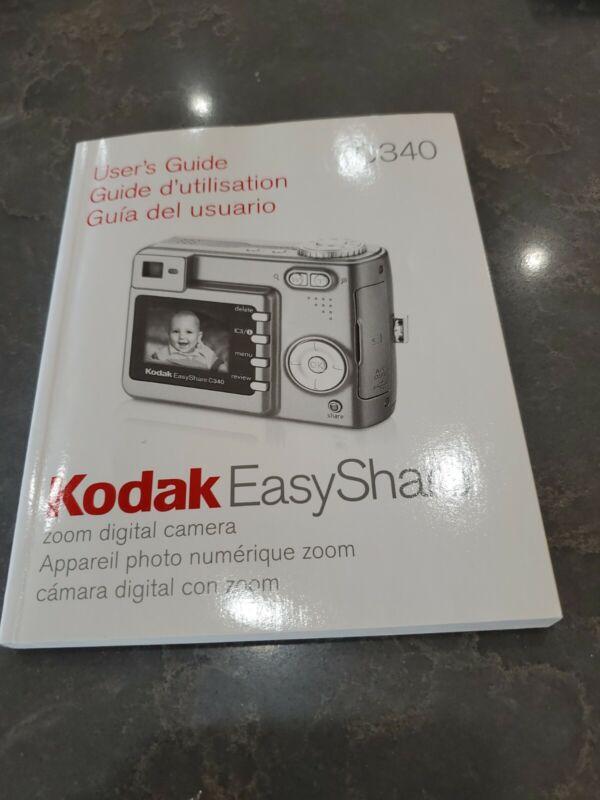 Kodak C340 User