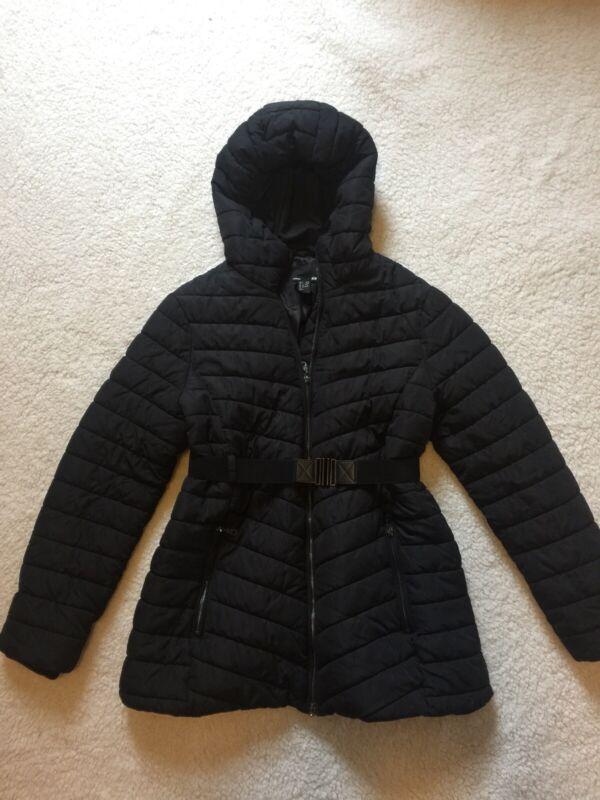 H & M Maternity Puffer coat large